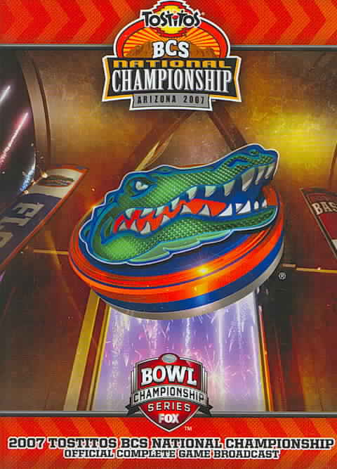 2007 BCS NATIONAL CHAMPIONSHIP (DVD)